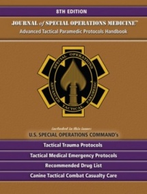 Advanced Tactical Paramedic Protocols Handbook (ATP-P)
