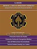 Advanced Tactical Paramedic - Protocols (ATP-P) Handbook 9th Ed en Espanol