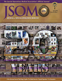 Journal of Special Operations Medicine - Spring 2020