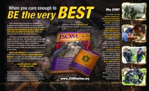 Breakaway Media is a publisher of top-quality marketing materials for medical and paramedical brands. Examples of our brochures for the JSOM.