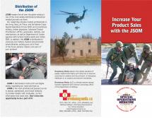 JSOM Advertising Brochure TriFold (Outside)
